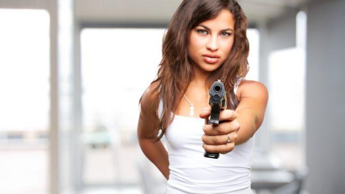 Fem gode grunde til at tilllade skydevåben til selvforsvar